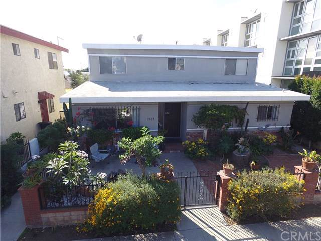 1528 11th Street, Santa Monica, CA 90401 (#301749307) :: Whissel Realty