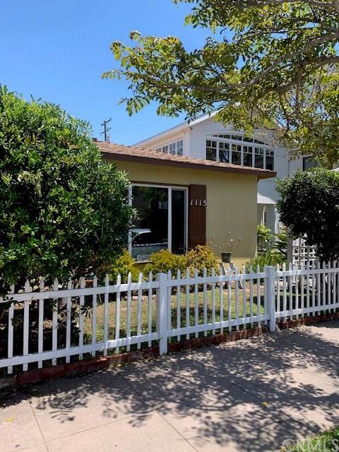 1115 Ocean Avenue, Seal Beach, CA 90740 (#301760509) :: Whissel Realty