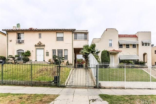 120 N Berendo Street, Los Angeles, CA 90004 (#301765247) :: Whissel Realty