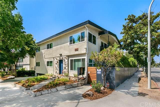 303 N Oakland Avenue, Pasadena, CA 91101 (#301765582) :: Whissel Realty
