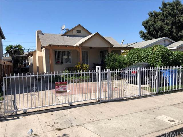 5723 2nd Avenue, Los Angeles, CA 90043 (#301766374) :: Whissel Realty