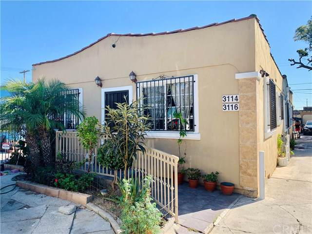 3114 W 59th Street, Los Angeles, CA 90043 (#301767691) :: Whissel Realty