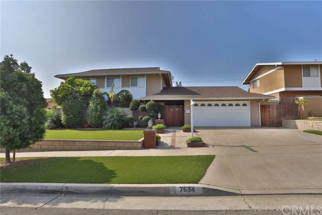 7634 Granada Drive, Buena Park, CA 90621 (#301782284) :: Whissel Realty
