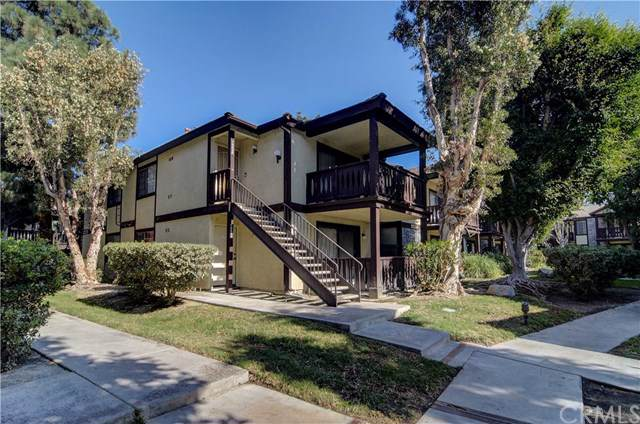 12408 Woodbridge Drive #154, Garden Grove, CA 92843 (#301830795) :: Whissel Realty