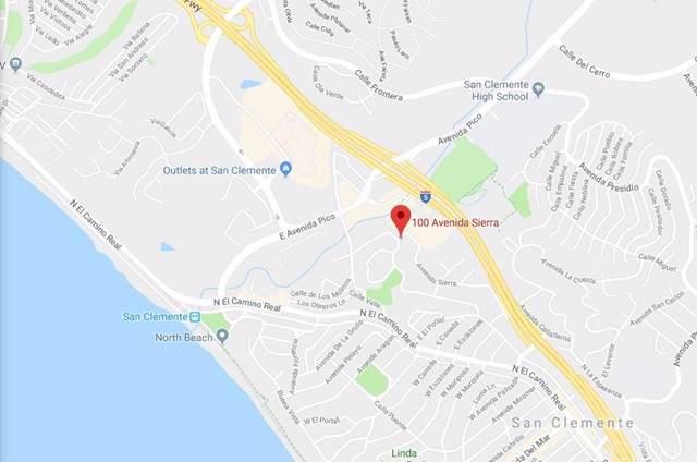 100 Avenida Sierra, San Clemente, CA 92672 (#301836180) :: Whissel Realty
