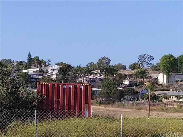 0 Capalina, San Marcos, CA 92069 (#301843978) :: Whissel Realty