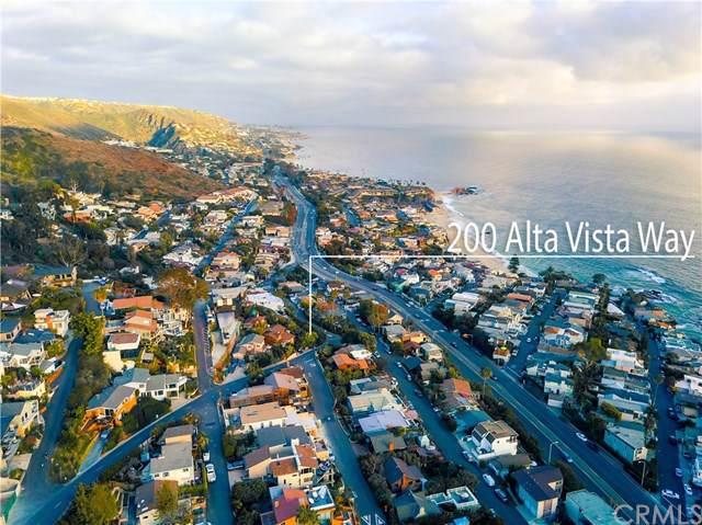 200 Alta Vista, Laguna Beach, CA 92651 (#301876124) :: Compass