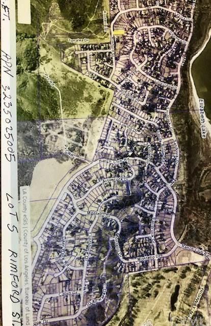 0 Vac/Rimford Dr/Vic Pinecliff, Lake Elizabeth, CA 93532 (#301876557) :: Keller Williams - Triolo Realty Group