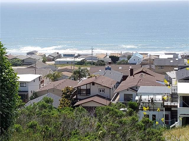 0 Gilbert, Cayucos, CA 93430 (#301876682) :: Whissel Realty