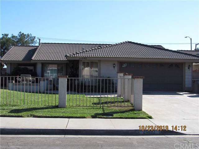 24893 Nogal Street, Moreno Valley, CA 92553 (#301878519) :: Whissel Realty