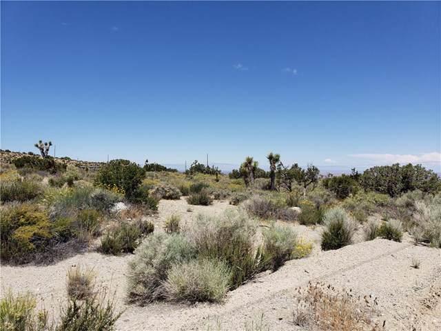 0 Vac/Largo Vista Rd/Vic Avenue, Llano, CA 93544 (#301878717) :: Keller Williams - Triolo Realty Group