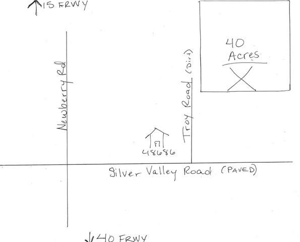 1 Troy, Newberry Springs, CA 92365 (#301880203) :: Keller Williams - Triolo Realty Group