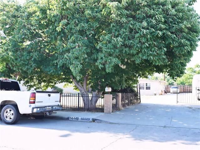 14449 Cavette, Baldwin Park, CA 91706 (#301880218) :: Whissel Realty