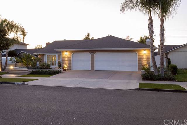 11821 Wembley Road, Rossmoor, CA 90720 (#301880739) :: Whissel Realty
