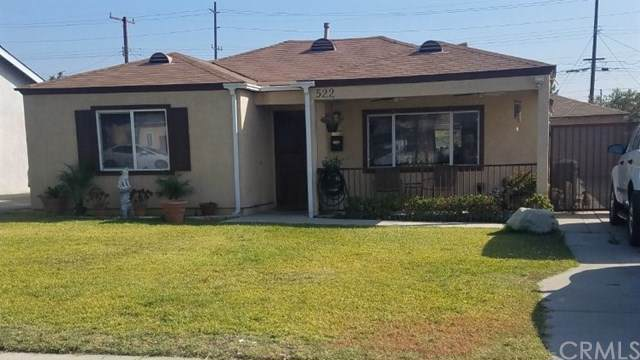 522 N Sunset Avenue, Azusa, CA 91702 (#301880827) :: Whissel Realty