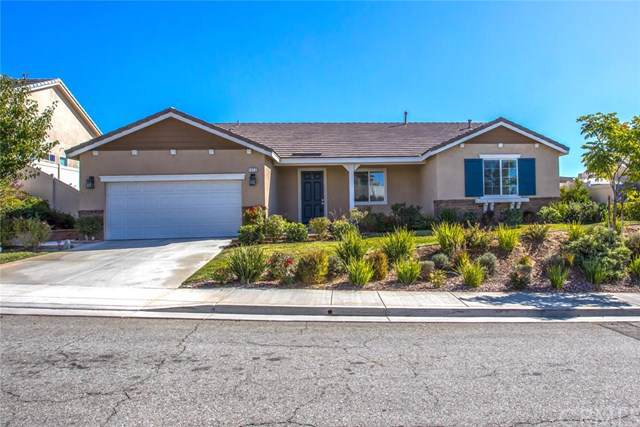 1475 Sandy Hill Drive, Calimesa, CA 92320 (#301880905) :: Whissel Realty