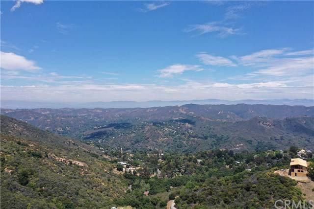 44480190 Saddle Peak, Topanga, CA 90290 (#301882560) :: Keller Williams - Triolo Realty Group