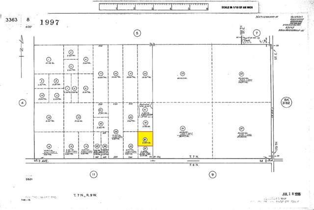 0 Vac/Vic Avenue M/165Th, Palmdale, CA 93532 (#301883529) :: Keller Williams - Triolo Realty Group