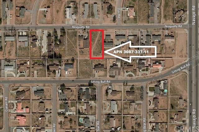 0 Nisqually, Apple Valley, CA 92307 (#301884177) :: Whissel Realty