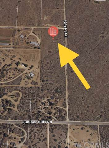 121 Vac/121 Ste/Vic Juniper Hills, Juniper Hills, CA 93543 (#301885249) :: Whissel Realty
