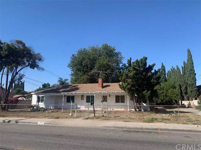 2429 Central, South El Monte, CA 91733 (#301887295) :: Whissel Realty