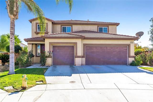 2146 Marigold Court, San Jacinto, CA 92582 (#301906174) :: Whissel Realty
