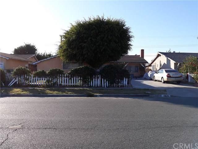 14661 Sail Street, Garden Grove, CA 92843 (#301909425) :: Whissel Realty