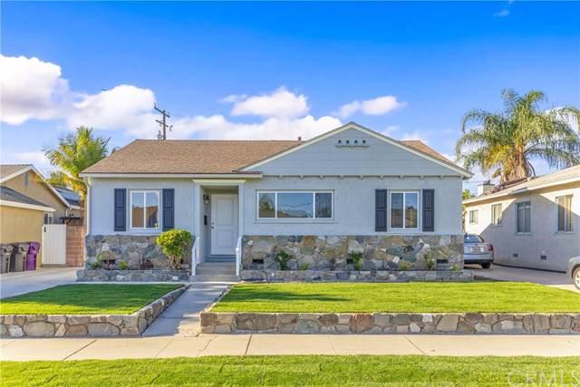 6554 E Brittain Street, Long Beach, CA 90808 (#301921670) :: Whissel Realty