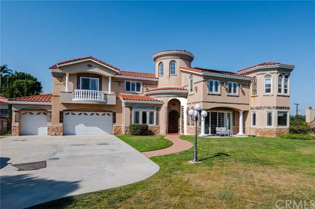 15433 Tetley St, Rowland Heights, CA 91745 (#301950261) :: Whissel Realty