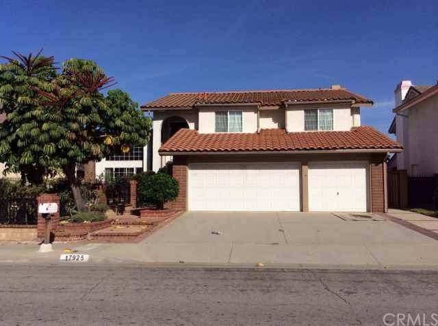 17925 Calle Barcelona, Rowland Heights, CA 91748 (#301957862) :: Whissel Realty