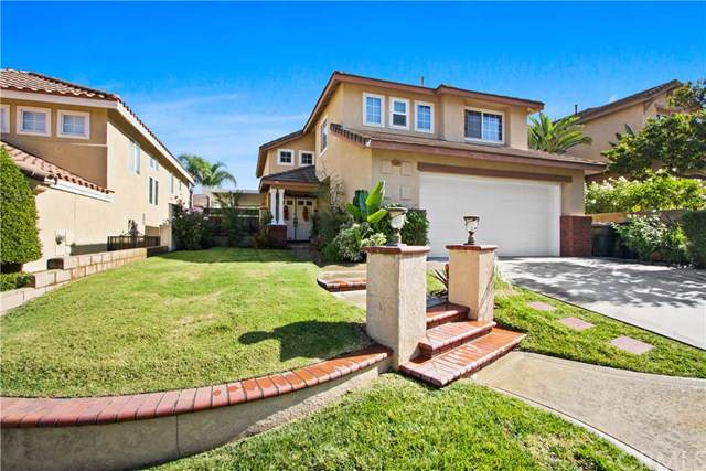 1246 S Silver Star Way, Anaheim Hills, CA 92808 (#301973036) :: Whissel Realty