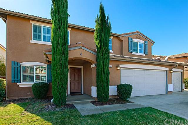 33589 Mint Avenue, Murrieta, CA 92563 (#301996704) :: Whissel Realty