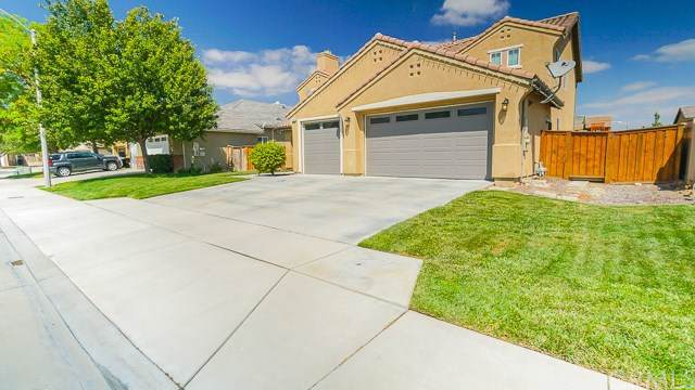 1744 Country Fair Court, San Jacinto, CA 92582 (#302032738) :: Whissel Realty