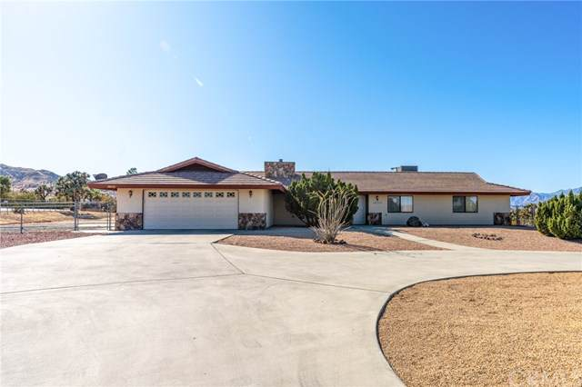 58233 Ivanhoe Drive, Yucca Valley, CA 92284 (#302035100) :: Ascent Real Estate, Inc.