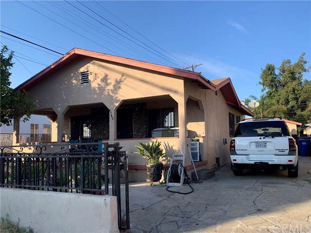 4749 Eagle Street, East Los Angeles, CA 90022 (#302037593) :: Ascent Real Estate, Inc.