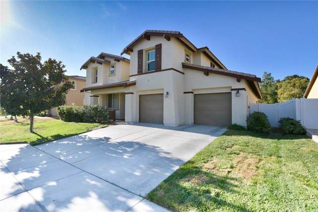 1071 Laurelhurst Heights, San Jacinto, CA 92582 (#302039970) :: Whissel Realty