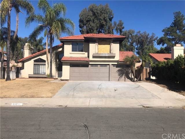 23860 Pine Field Drive, Moreno Valley, CA 92557 (#302039986) :: Whissel Realty