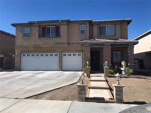 13214 Aspen Way, Victorville, CA 92392 (#302044785) :: Whissel Realty