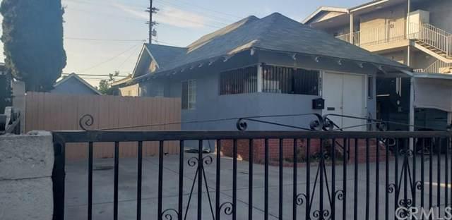 1439 Locust Avenue, Long Beach, CA 90813 (#302044812) :: Whissel Realty