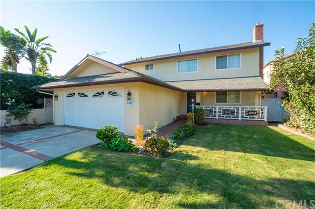12027 Hammack St, Culver City, CA 90230 (#302044854) :: Whissel Realty