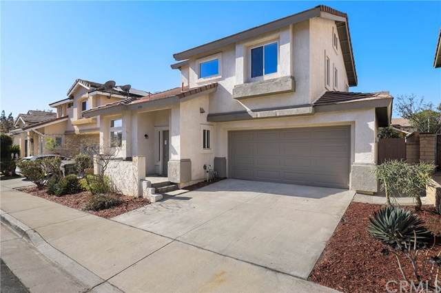 7154 Trivento Place, Rancho Cucamonga, CA 91701 (#302047178) :: Whissel Realty