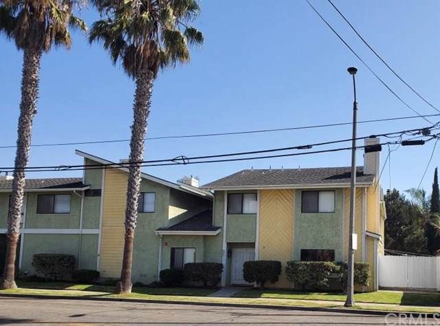 627 N Guadalupe Avenue #5, Redondo Beach, CA 90277 (#302051905) :: Whissel Realty