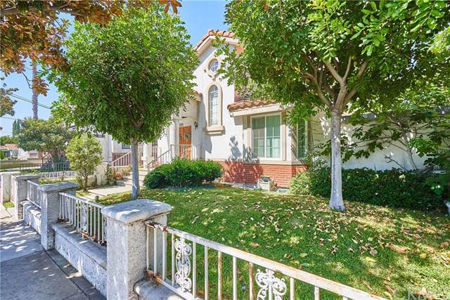 117 N Marengo Avenue #1, Alhambra, CA 91801 (#302054223) :: Whissel Realty