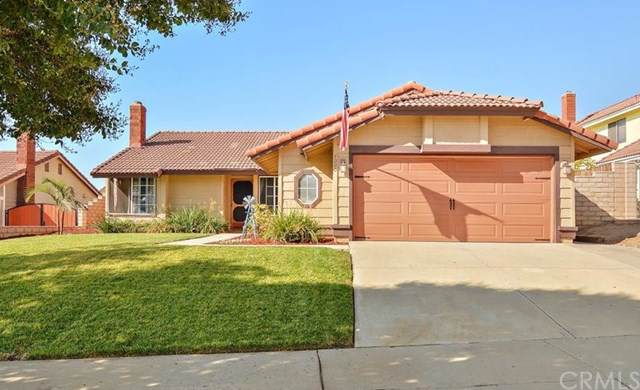 7000 La Luna Court, Rancho Cucamonga, CA 91701 (#302059033) :: Whissel Realty