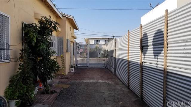8710 Avalon Boulevard, Los Angeles, CA 90003 (#302065858) :: Whissel Realty