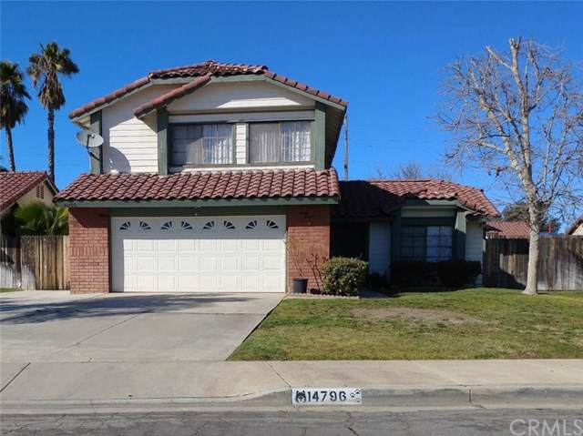 14796 Van Gogh Avenue, Moreno Valley, CA 92553 (#302072391) :: Whissel Realty