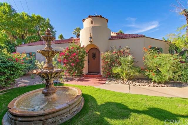 511 N Via Miraleste, Palm Springs, CA 92262 (#302072412) :: Whissel Realty