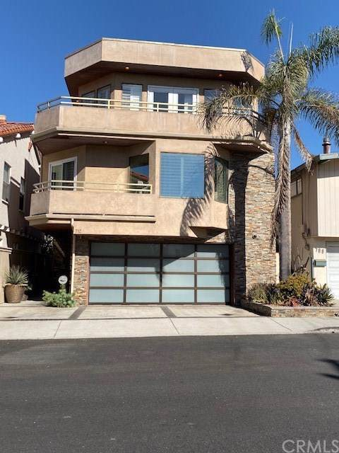 712 Highland Avenue, Manhattan Beach, CA 90266 (#302072480) :: Whissel Realty