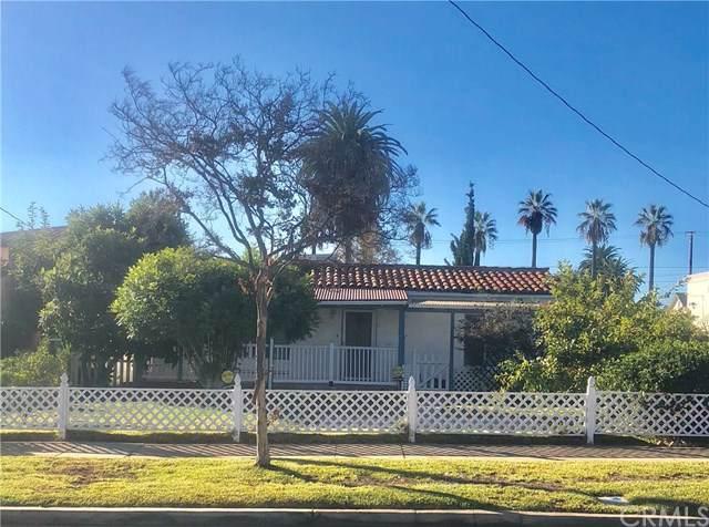 122 E Adams Avenue, Alhambra, CA 91801 (#302072495) :: Whissel Realty