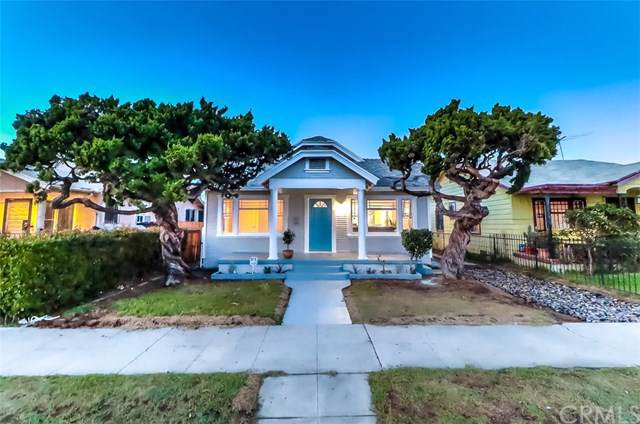 1443 W 65th Place, Los Angeles, CA 90047 (#302073760) :: Whissel Realty